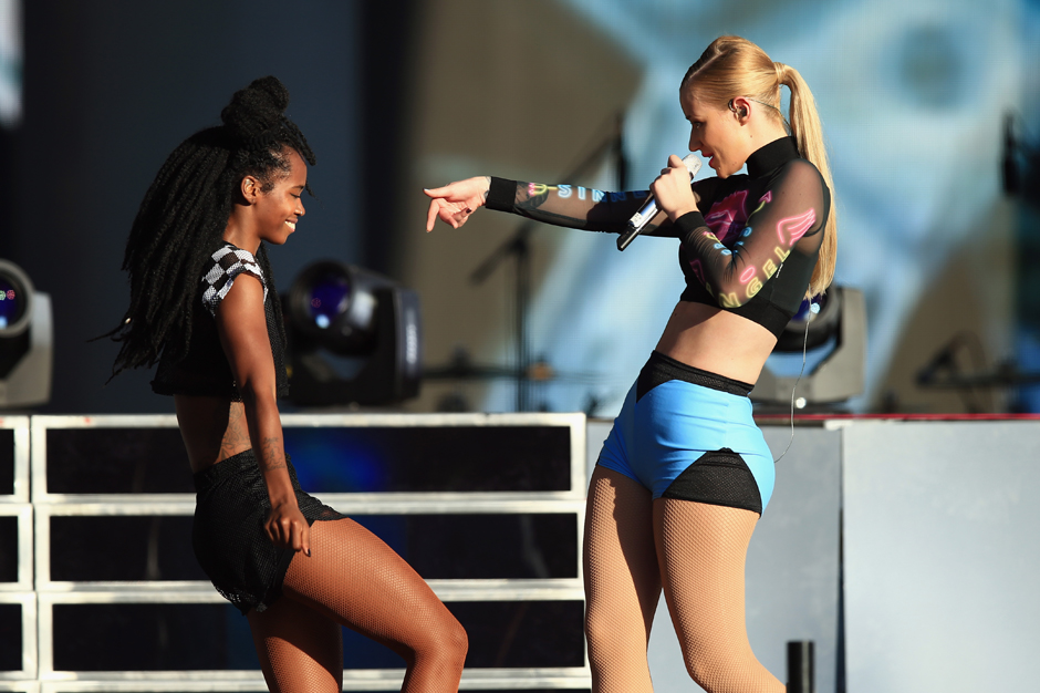 Iggy Azalea is back with her most bizarre and
