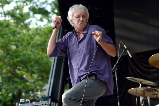 Guided by Voices Beak Up Robert Pollard Tour Over