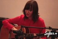 Watch Karen O Perform 'Rapt' in a Fan's Living Room