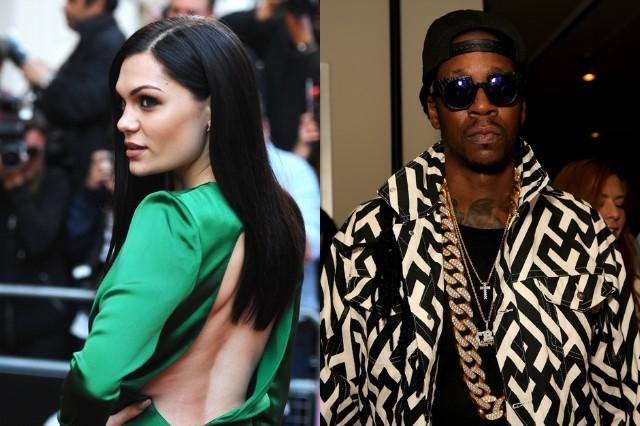 Jessie J 2 Chainz Burnin' Up New Single