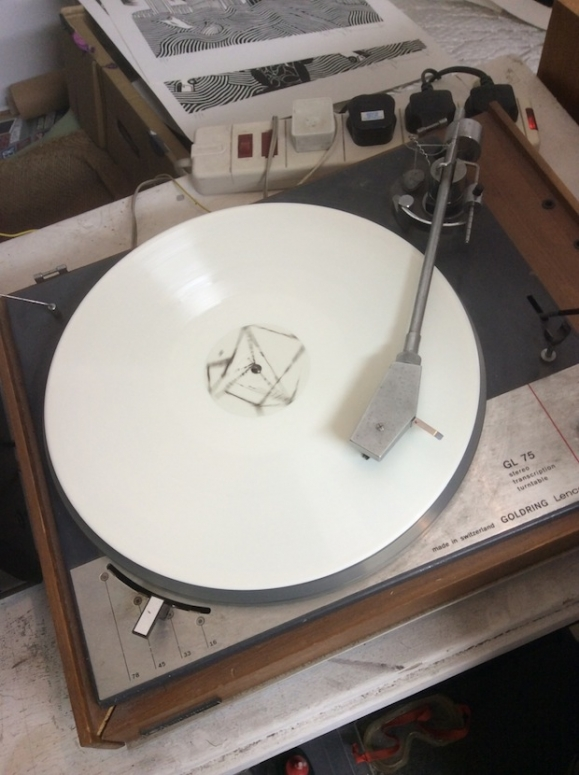 Thom Yorke Mysterious Record