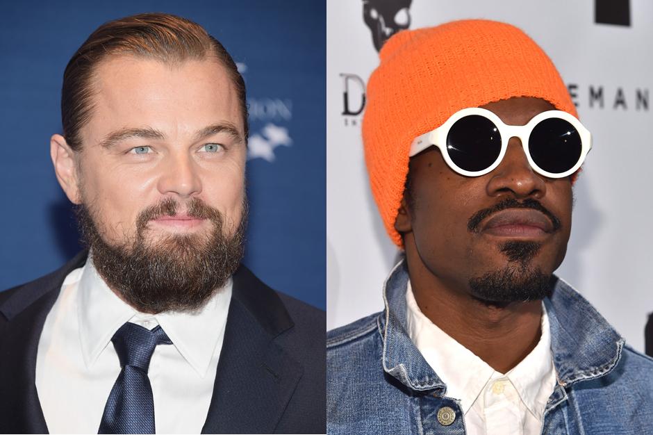 Andre 3000 Outkast Leonardo DiCaprio Biopic Wish Future