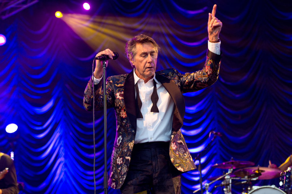 Roxy Music Bryan Ferry Tour