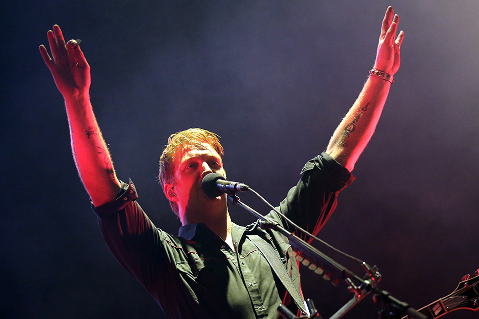 Queens of the Stone Age Josh Homme One Direction Zane Low Dad Jokes