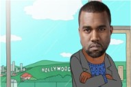 Someone Mashed Up the 'BoJack Horseman' Theme Song With Kanye West's Vocals