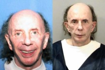 phil spector jail photos prison