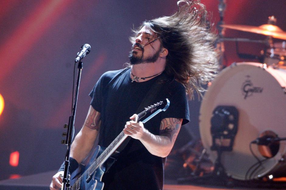 Foo Fighters Birmingham Kickstarter Crowdfunded Concert Rock England