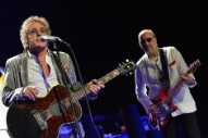 The Who Shout Out Daft Punk on Their New Song, 'Be Lucky'