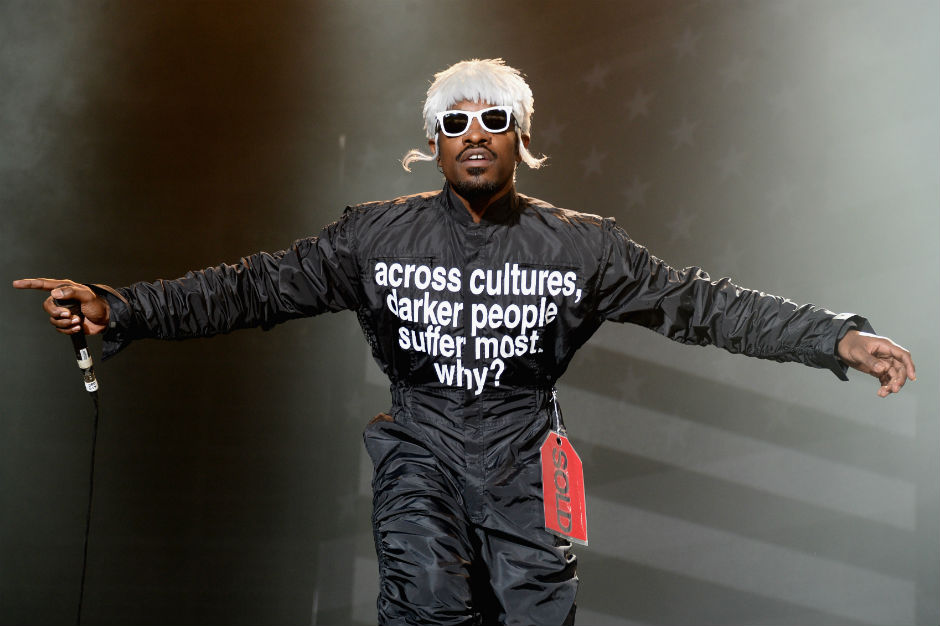André 3000 Andre Doesn t Plan on