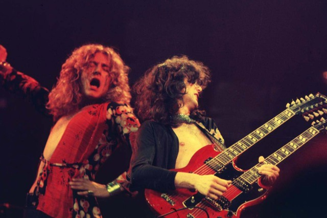 led zeppelin, every song ranked, robert plant