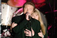 stevie nicks don henley pregnant