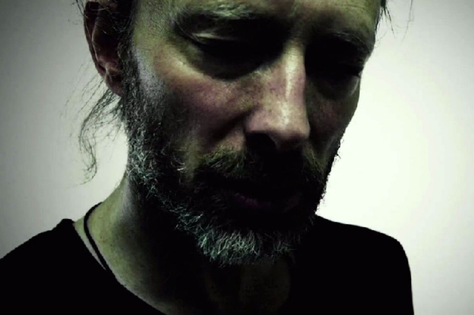 Thom yorke a brain in a bottle