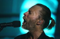 Thom Yorke Just Released a New Solo Album, 'Tomorrow's Modern Boxes,' Via BitTorrent