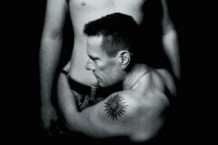 U2 'Songs of Innocence' Album Cover Larry Mullen Jr. son