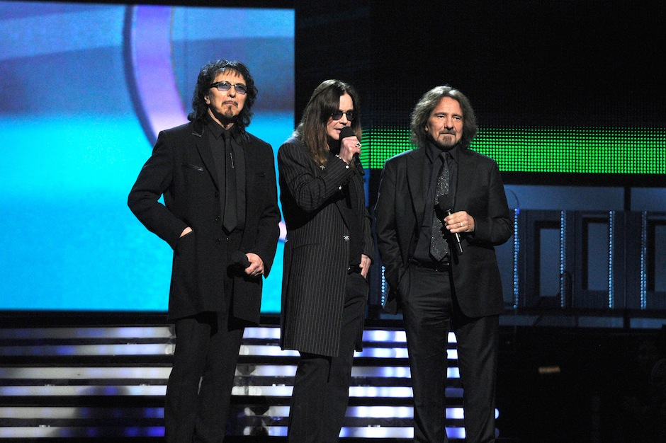 Black Sabbath Schedule Their Final Album And Tour For 2015