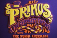 Primus' 'Willy Wonka' Concept Album Is Streaming