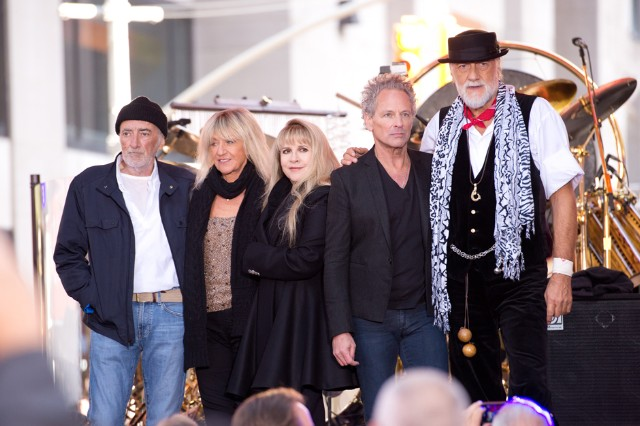 Fleetwood Mac, Mick Fleetwood, New Album, Christine McVie