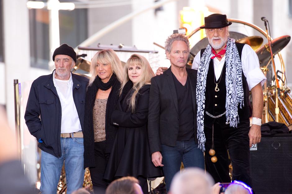 Fleetwood Mac Comeback Tour