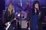 Foo Fighters 'Kick It Out' With Heart on 'Letterman' Last Night
