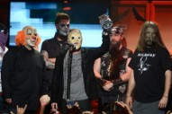 Officials Pooh Pooh Slipknot's Festival Plans to Set Camel Dung Ablaze