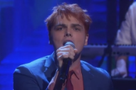 Gerard Way Turns Up on 'Conan' for 'No Shows'