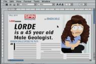 Ya Ya Ya, 'South Park' Releases Full Version of Lorde Parody Track