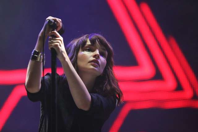 chvrches, drive soundtrack, bbc, get away, new single