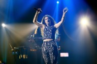 Lorde Rounds Up Chemical Brothers and Miguel For 'Mockingjay' Single