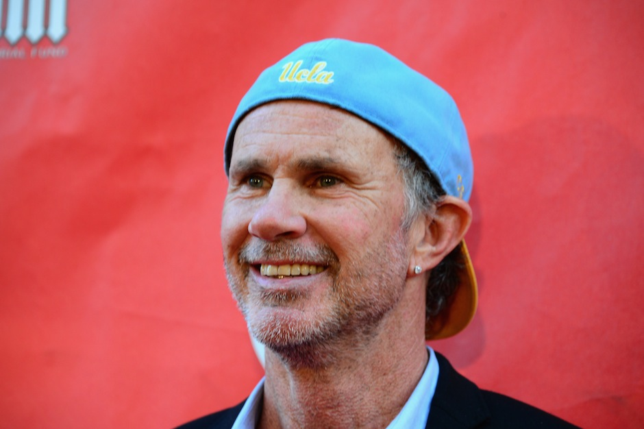 chad smith, red hot chili peppers, the process, jon-batiste