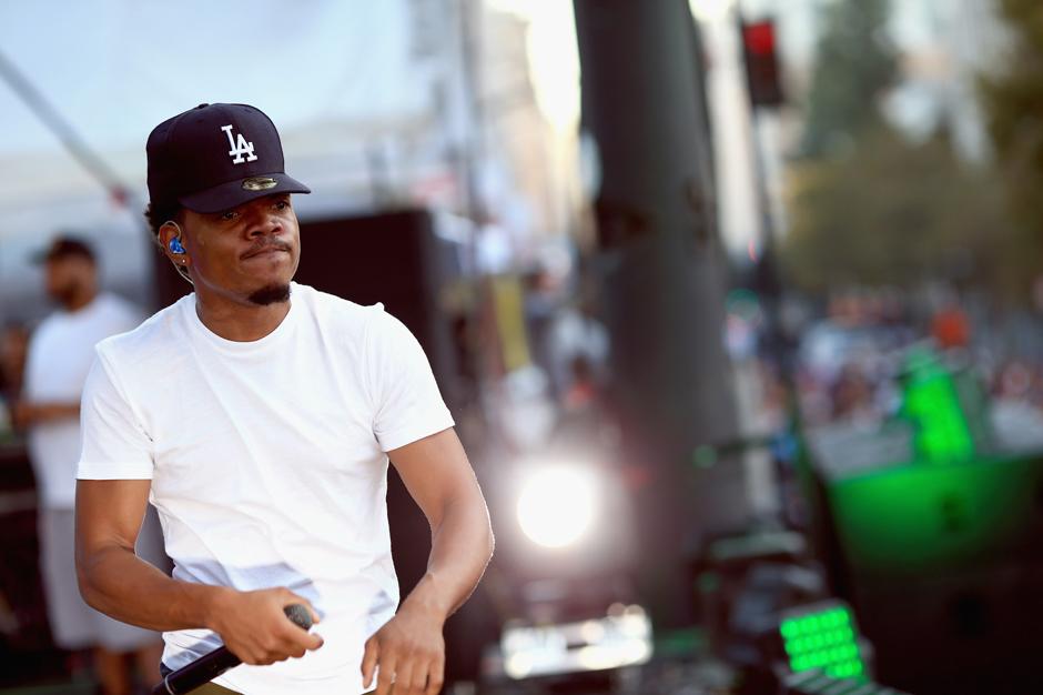chance the rapper, surf, new album