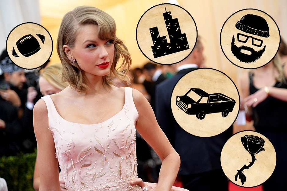 The Complete Taylor Swiftology: A Glossary of Symbols