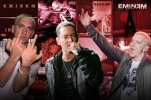 eminem, every song ranked, marshall mathers