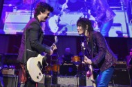 Joan Jett Played 'Don't Abuse Me' With Billie Joe Armstrong Last Night
