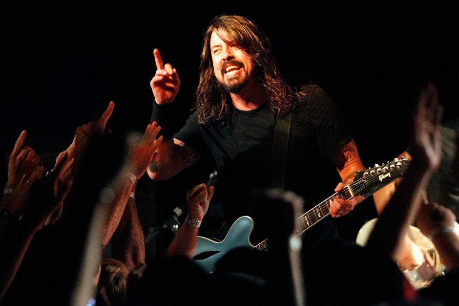 Foo Fighters, The Feast and the Famine, Sonic Highways, D.C.