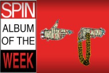 run the jewels, spin album of the week, run the jewels 2, killer mike, el-p
