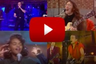 The 100 Greatest Live Performances on YouTube