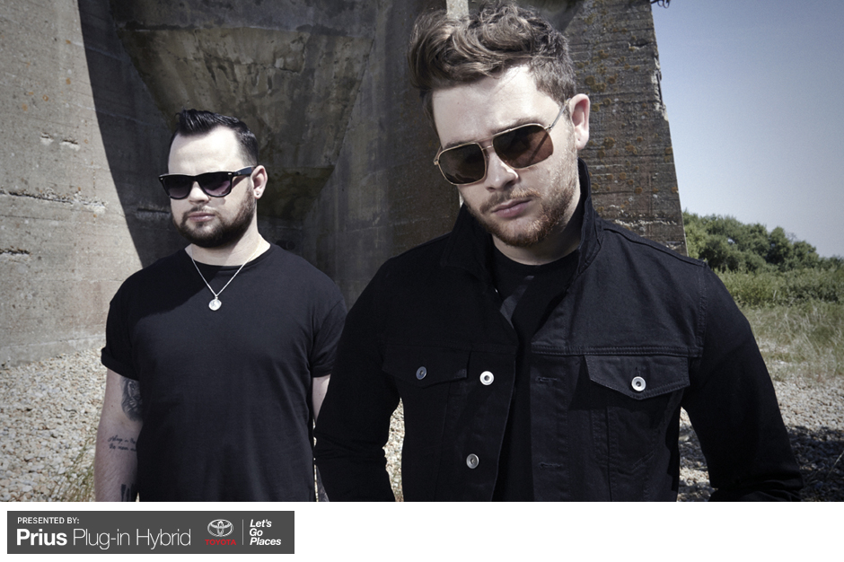 Royal Blood, Interview, Toyota