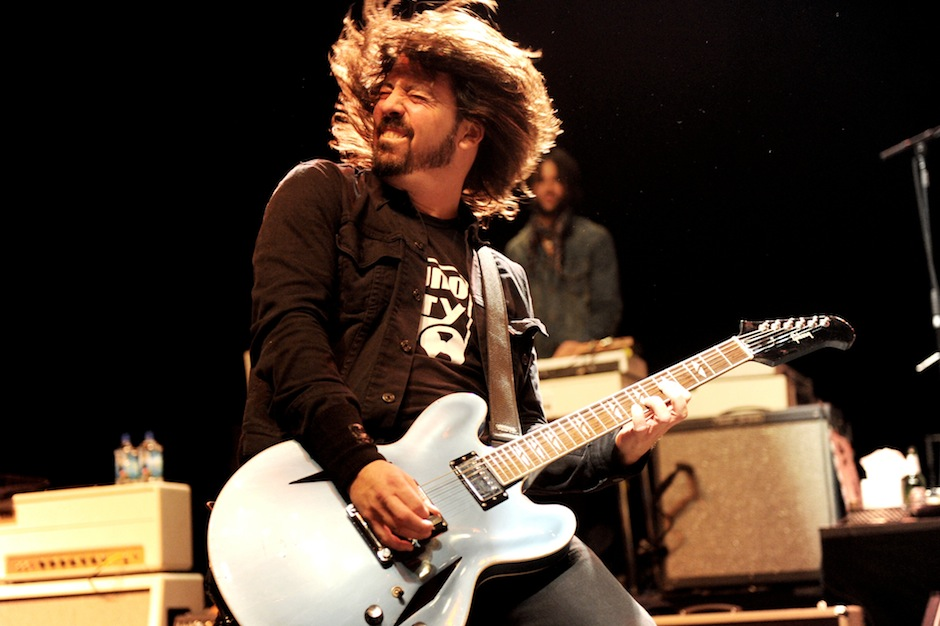 dave grohl, american idol, the voice, music talent shows