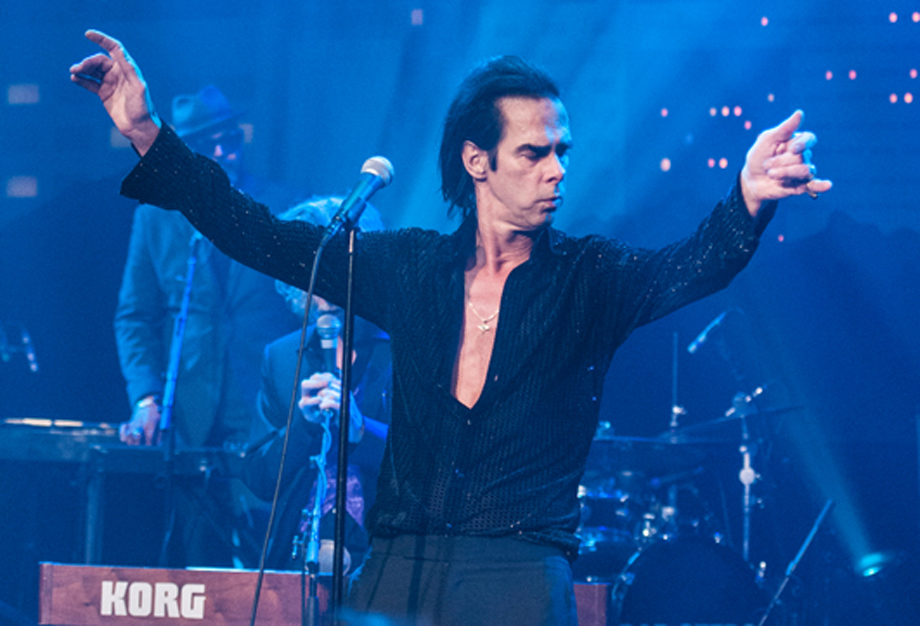 nick cave and the bad seeds bask in �higgs boson blues