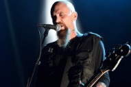 Queens of the Stone Age Reunited With Nick Oliveri at Halloween Show