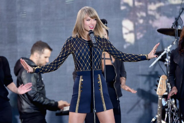 Taylor Swift, Spotify, 1989, Breaking Up