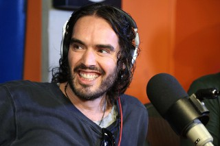 New Rule: Every Time Russell Brand Speaks, Somebody Has To Yell 'Parklife'