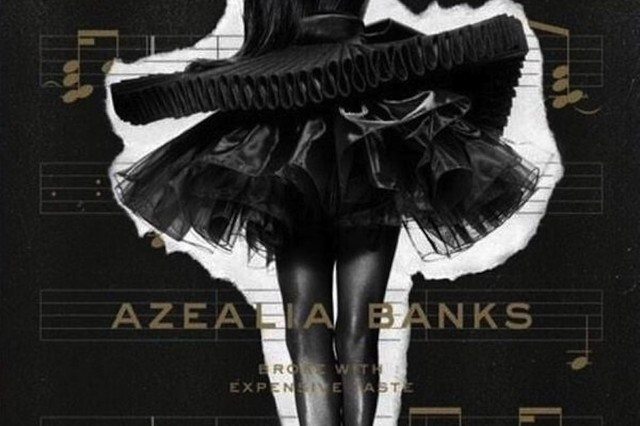 Azealia Banks, Broke with Expensive Taste, Cover, Tracklist