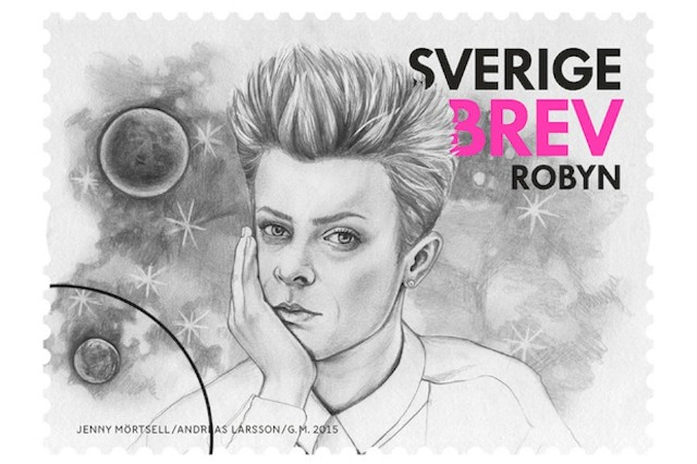 Robyn, First Aid Kit, Avicii, Stamps, Sweden
