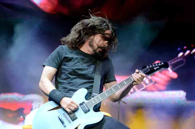 Foo Fighters, Outside, What Did I Do, God As My Witness, New Songs