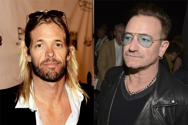 Foo Fighters, Taylor Hawkins, U2, songs of innocence, fart