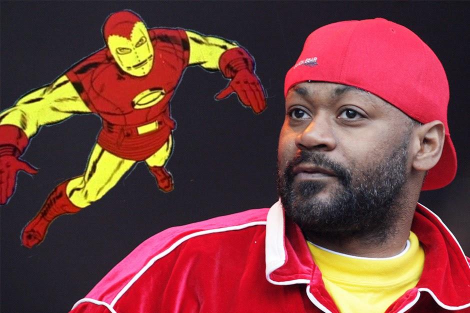 Ghostface Killah, Iron Man, Theme, Lawsuit, Lost