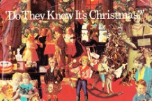 Do They Know It's Christmas, song, sam smith, bono
