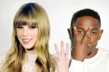Taylor Swift, Kendrick Lamar, Backseat Shakeoff