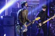 Johnny Marr Pleads 'Stop Me If You Think You've Heard This One Before' on 'Fallon'